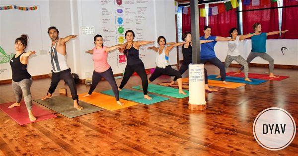 ashtanga yoga school in mysore