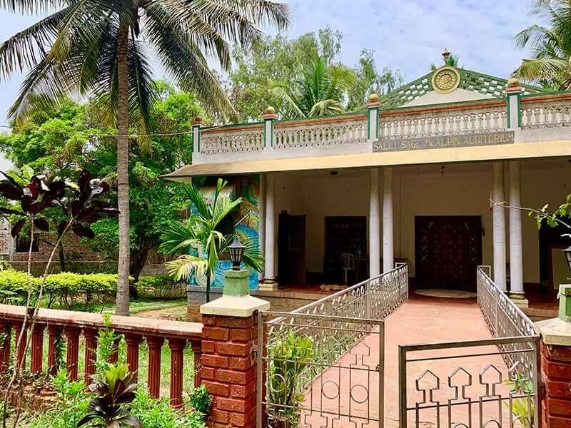 Indian yoga school mysore location