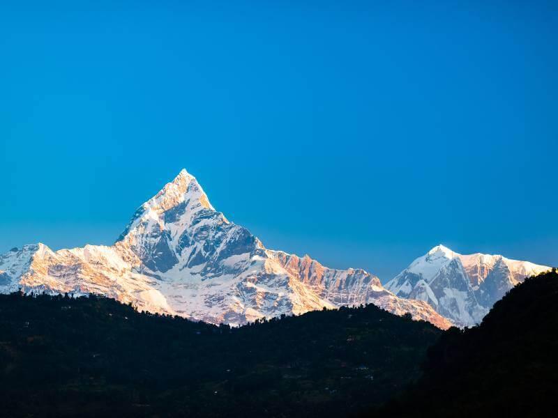Himalayas - Indian Yoga School