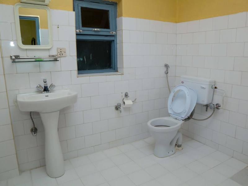 Yoga School - Washroom