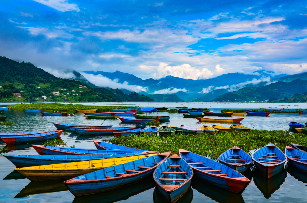 yoga teacher training nepal - yoga retreat pokhara