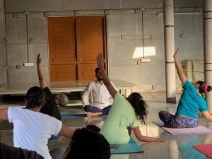 Yoga Instructor Course In Bangalore - yoga teacher trainings