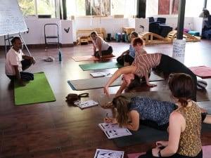 Intensive yoga course in India - Indian Yoga School
