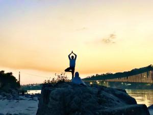 Rishikesh and Yoga