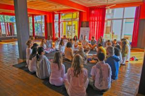 Some Aspects of yoga teaching methodology