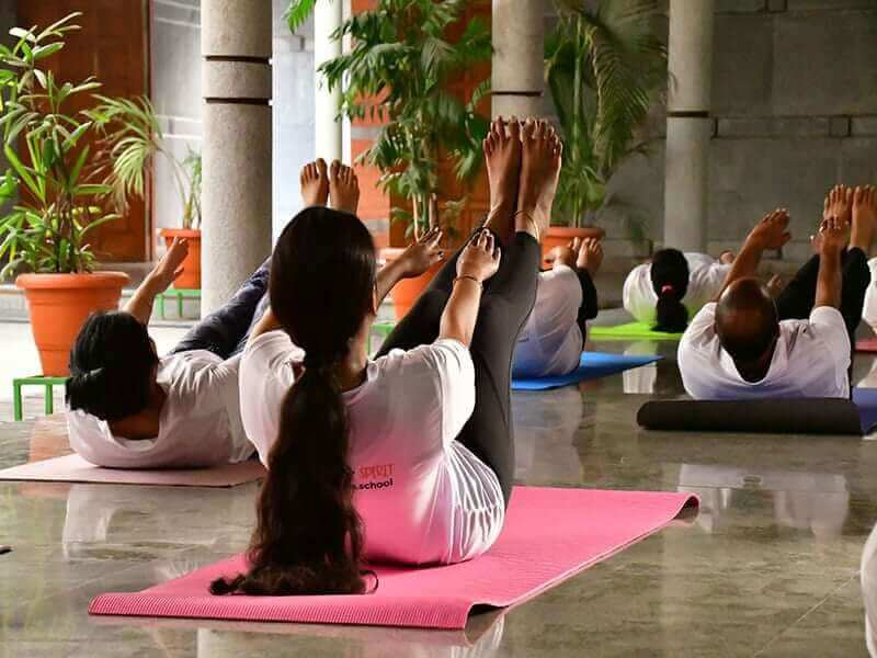 200 Hour Yoga Teacher Training in Bengaluru