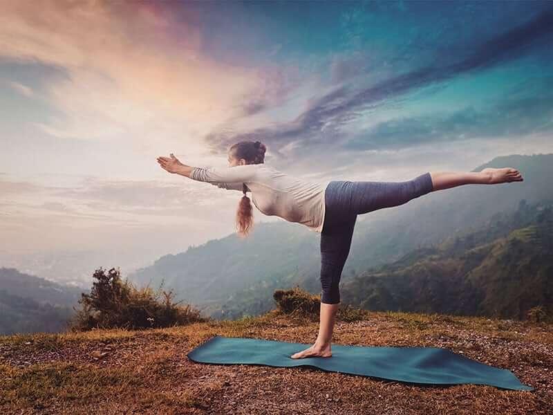 200 hour residential yoga teacher training in Nepal Pokhra