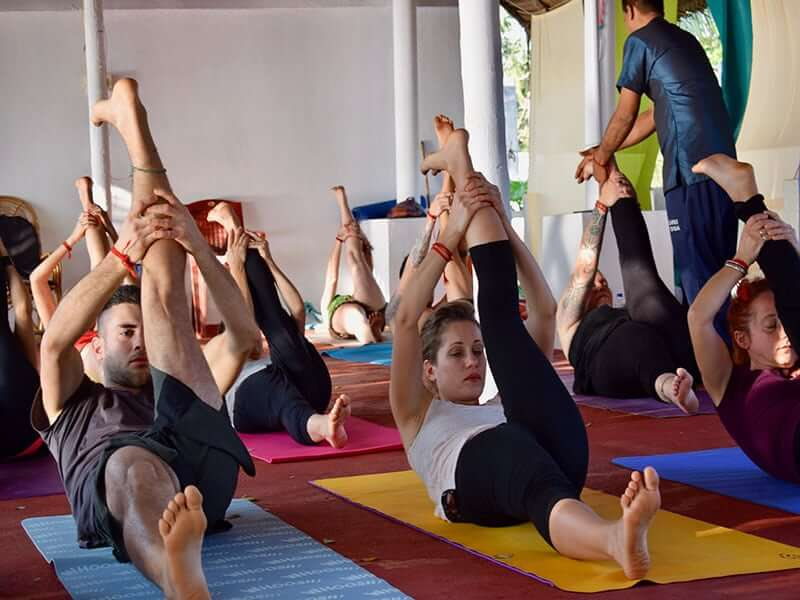 300 Hour Yoga Teacher  Training in Mysore