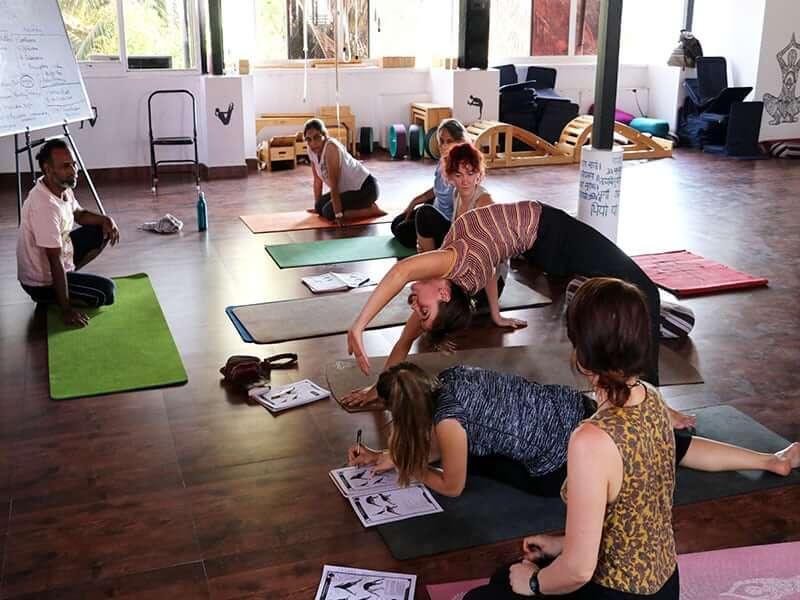 500 Hour Yoga Teacher Training in Mysore