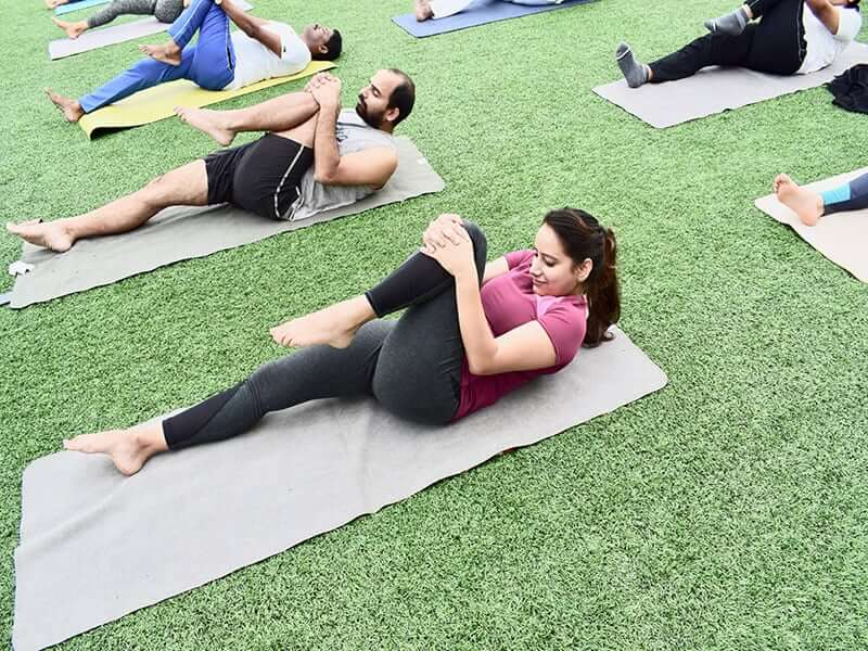 Corporate Yoga Classes in India
