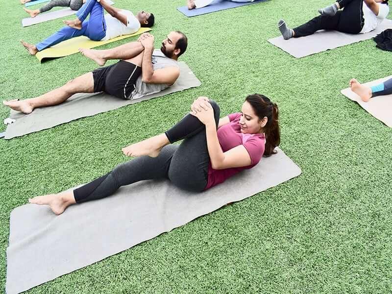 Corporate Yoga Classes in India