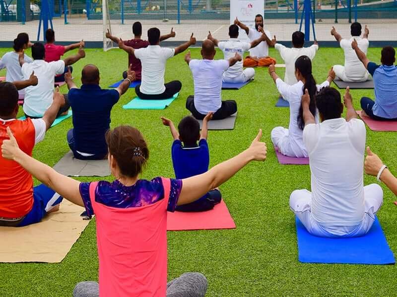Intensive Hatha Yoga Workshop in Bengaluru