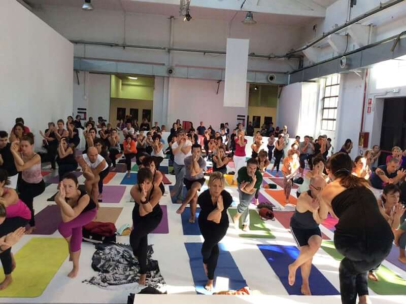 Hatha Yoga Workshop in Mysore
