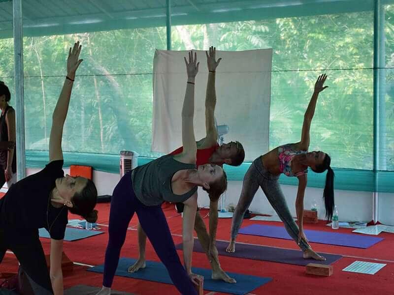 Ashtanga Yoga Workshop in Varkala