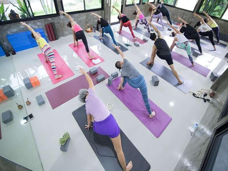 yoga workshop in gokarna