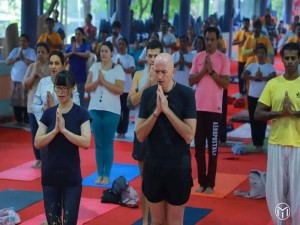 Ashtanga Yoga Workshop in Mysore