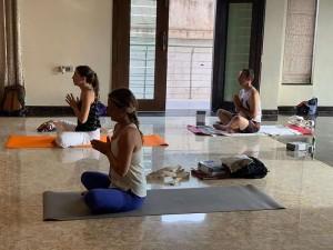 Intensive Advanced Ashtanga Yoga Workshop in Hampi