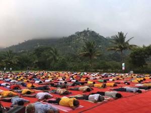 Advanced Yoga Nidra Workshop in Mysore