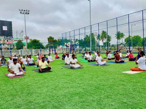 Advanced Pranayama and Meditation Workshop in Bengaluru
