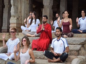 Advanced Pranayama and Meditation Workshop in Hampi