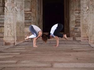 Ashtanga Yoga Workshop in Hampi