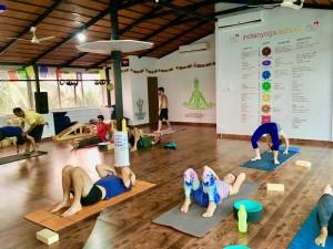 Ashtanga Yoga Workshop in Mysore