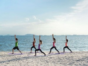 Intensive Primary Ashtanga Yoga Workshop in Mauritius