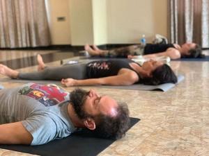 Advanced Yoga Nidra Workshop in Hampi