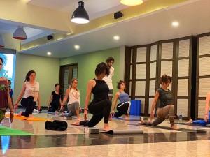 300 Hours Yoga Teacher Training in Hampi