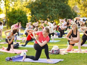 Hatha Yoga Workshop in Gokarna
