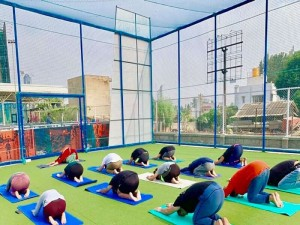 Intensive Advanced Ashtanga Yoga Workshop in Bengaluru