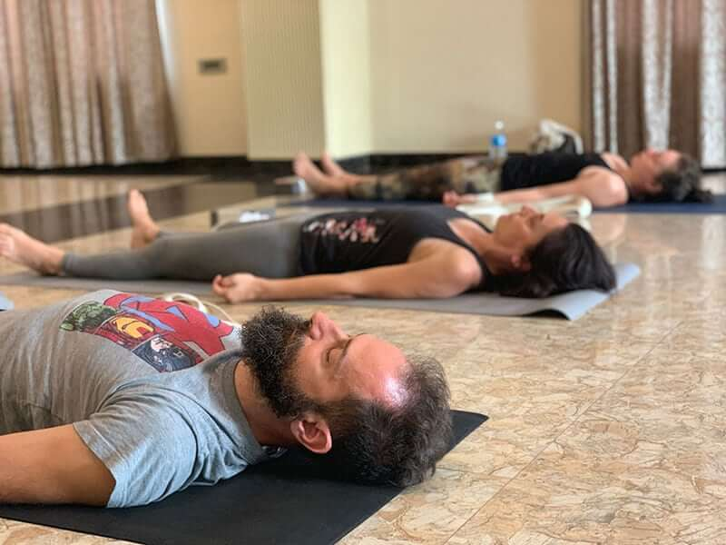 Advanced Yoga Nidra Workshop in Hampi