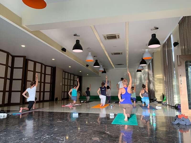 500 Hour Yoga Teacher Training in Hampi