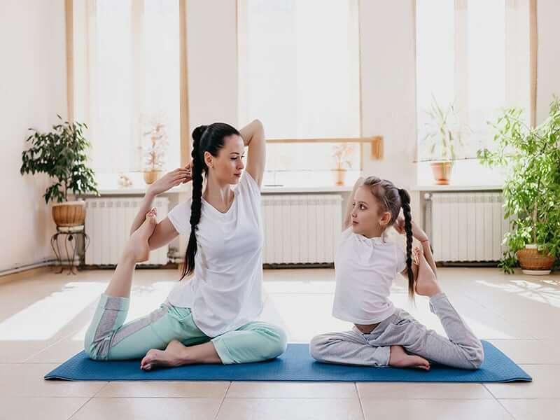 Business Yoga Workshop