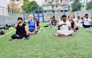 Advanced Pranayam